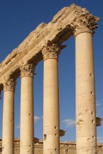 4_pillars_from_the_inner_court_of_the_Bel_Temple_Palmyra_Syria